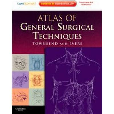 Atlas of General Surgical Techniques [With Access Code] (Inbunden, 2010)